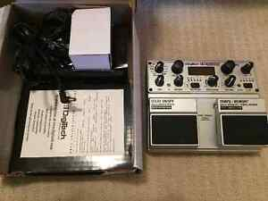 Digitech Timebender Delay Pedal and Looper