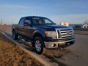 2009 Ford F 150 4x4