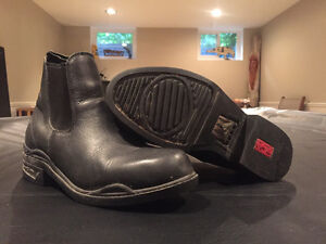 Mountain Horse Riding Boots and Aegis Riding Helmet