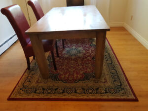 Dinning Table - Solid Wood