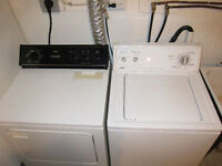 Washer and Dryer set for $100