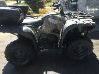 Yamaha Grizzly 700 fi EPS