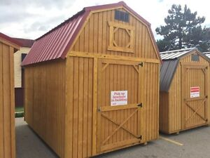Shed - 8' X 12' Lofted Barn - Mississauga