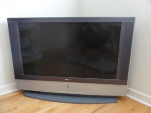 """TV Sony Grand Wega HD 42"""" KF-42WE620"""