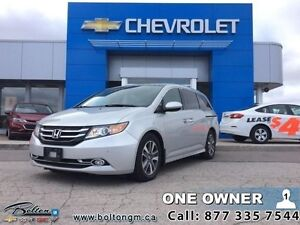2014 Honda Odyssey Touring  - one owner - local - trade-in - $29
