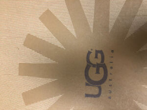 UGG boots brand new in box size 8