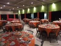 Location de salles pour événements