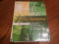 St.Clair College-College Keyboarding (Lessons 1-55)