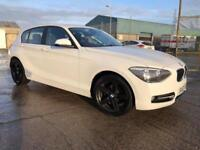 BMW 116 2.0TD 2013MY D Sport only 24,000 miles