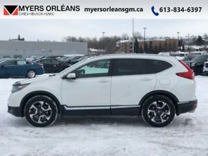 2017 Honda CR-V Touring  - Low Mileage