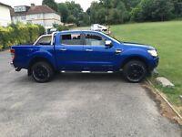 Ford ranger limited 4x4 2012 NO VAT CHEAPEST ONLINE