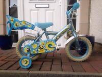 Kids first bike