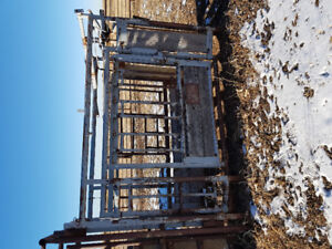 For sale Pearson squeeze chute