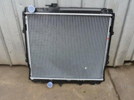 RADIATORS NEW FROM $139. SUIT MOST POPULAR MAKES AND MODELS.