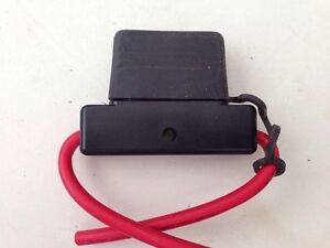 *BRAND NEW* 24 Volt Blade Fuse and Waterproof Case