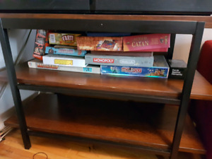 """60"""" Projection TV & TV Stand"""