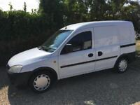 Vauxhall Combo 1.7DTi Only 77,000 Miles NO VAT STOCK CLEARANCE SALE £1896