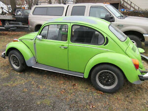 Looking for 1968-1975 VW Beetle - project, complete