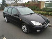 Ford Focus 1.8TDdi 90 Ghia IDEAL WORKHORSE