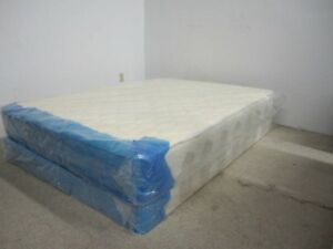 Brand New--Queen mattress&box$199(pick up)/$219(free delivery