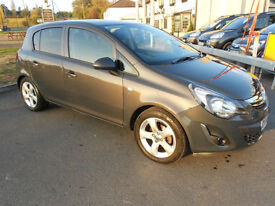 2014 Vauxhall Corsa SXI Petrol Car * Only 29,000 Miles *