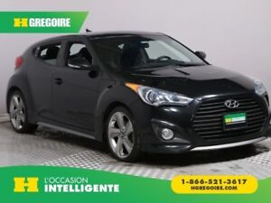 2013 Hyundai Veloster TURBO AUTO A/C TOIT OUVRANT NAVIGATION CAM