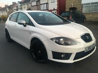 Seat Leon 2.0 TDI FR Sport DSG Automatic RARE SPEC, 66,000 Miles, FULLY LOADED, Satnav, HPI Clear
