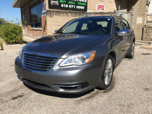 "2012 Chrysler 200-Limited, Leather, Sunroof ""Reduced"""