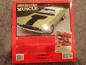 Chrysler, Dodge, & Plymouth MUSCLE by Anthony Young Sarnia Sarnia Area image 2
