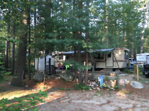 30 foot trailer for sale  deux  riveire antlers kingfisher lodge