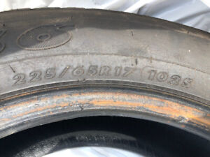 4 All Season Tires, 225/65/17