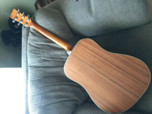 Ibanez Acoustic Guitar, need gone.