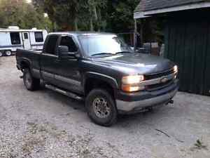 2001 chevy 2500hd lb7 duramax