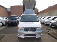 MAZDA BONGO NEW SHAPE AUTO FREE TOP BEST 2.5 DIESEL 4WD