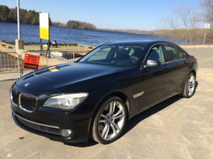 2011 BMW 7-Series Berline