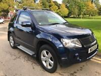 2013 Suzuki Grand Vitara 2.4 VVT SZ4 3dr Auto 3 door Estate