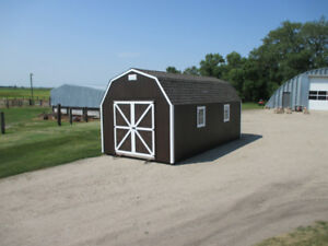 12 x 24 hip roof storage shed