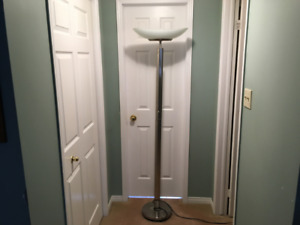High-end Stainless Steel Floor Lamp