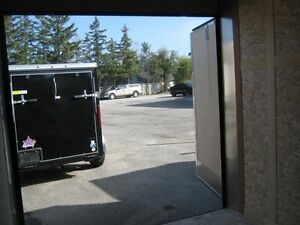 "6 x 10 + 18"" VNOSE ENCLOSED TRAILER / REAR DOORS Oakville / Halton Region Toronto (GTA) image 7"