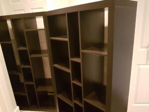 Ikea Bookcases or TV Stand