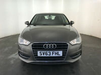 2013 63 AUDI A3 SPORT TDI 5 DOOR HATCHBACK 1 OWNER SERVICE HISTORY FINANCE PX