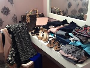 Lots of Modern teen clothing, dresses purses shoes- great deal!