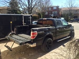 2010 f-150 Lariat (trades welcome)