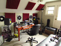 Record Producer seeking artists/duos to record in new studio!!