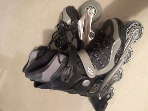 Barely Used Rollerblades