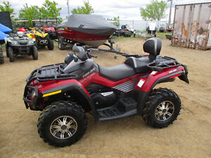Hard to find 2 up Can Am Limited 800 Nice!