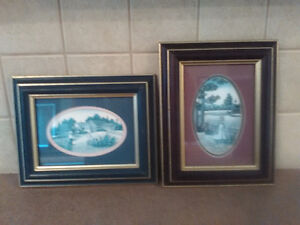 Victorian Framed Pictures