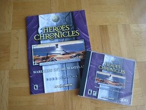 "Heroes Chronicles "" Warlords of the Wasteland"", PC"