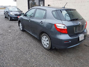 2011 Toyota Matrix Auto Certified 2 YEARS WARRANTY Included London Ontario image 4