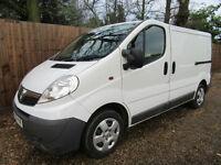 Vauxhall Vivaro 2.0CDTi ( 90ps ) ( Euro IV ) 2700 SWB..IMMACULATE
